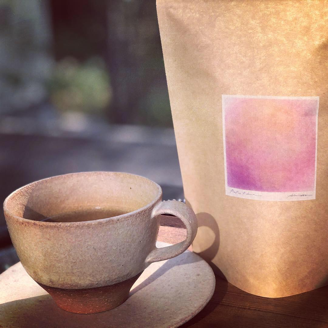 マゼンタのcolor's tea