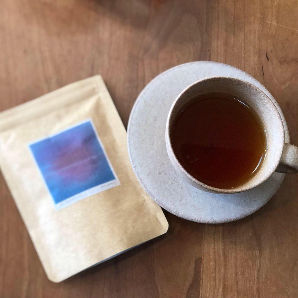 バイオレットのcolor's tea