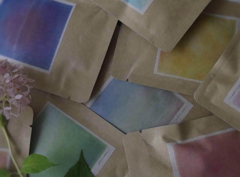 イロココチャ8種のお茶の写真