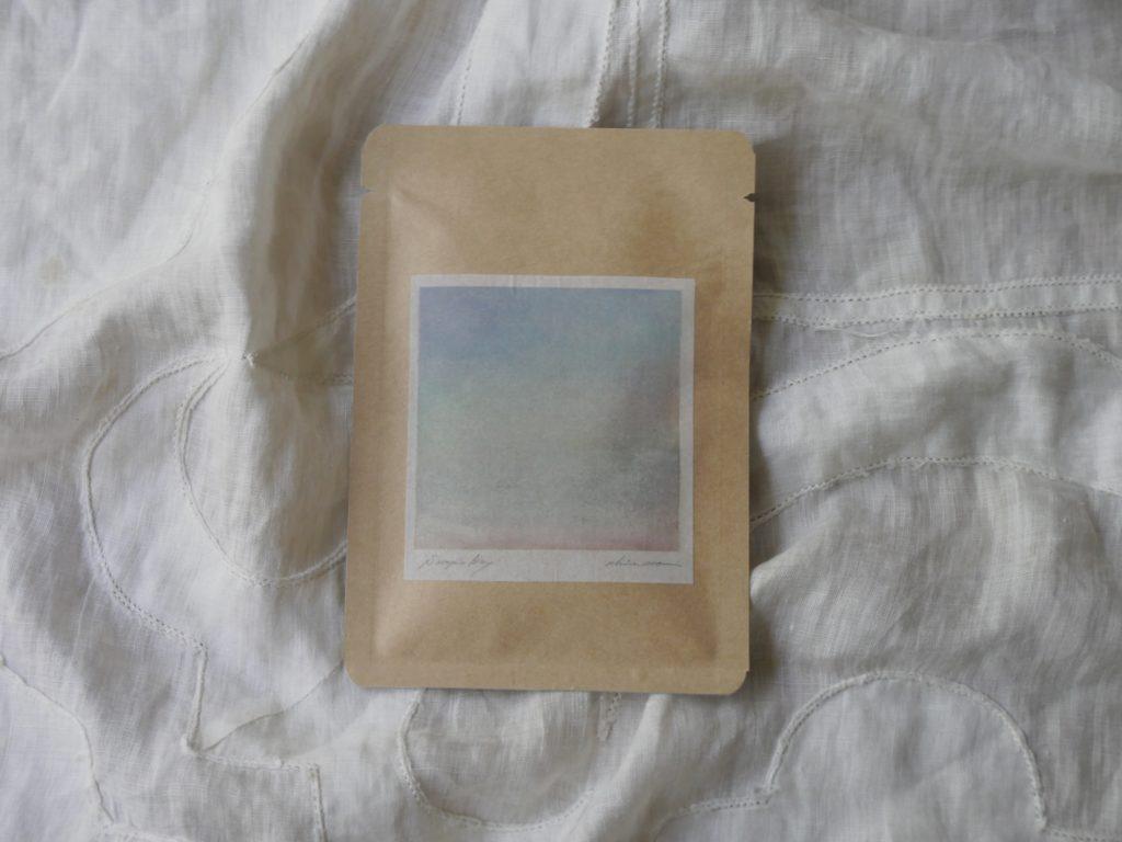 クリアのお茶の写真
